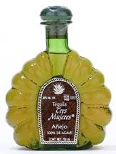 tres mujeres anejo tequila