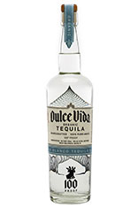 Dulce Vida Tequila - Blanco Bottle - 2012