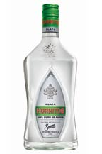 hornitos plata tequila - 2011 bottle presentation