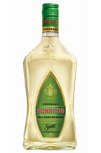 hornitos reposado tequila - 2011 bottle presentation