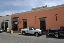 sauza family museum in tequila, jalisco, mexico