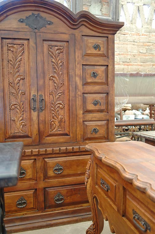 Mezquite Furniture   Replicas Y Originales Ornelas   Tonala, Jalisco