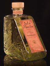 sol de mexico tequila - reposado bottle picture