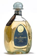 cava don anastacio tequila reposado - artesanal bottle